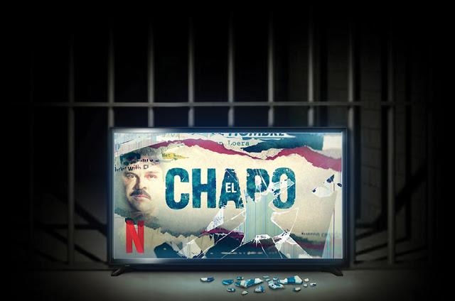 """El Chapo Guzmán esta """"encabronado"""" va contra Netflix"""
