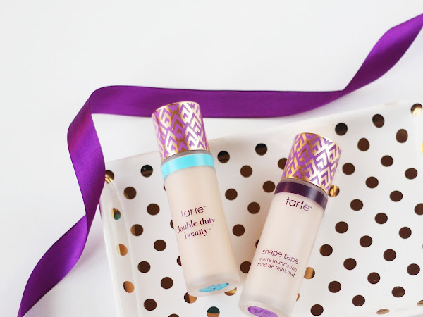 NEW Tarte Shape Tape Foundations Review