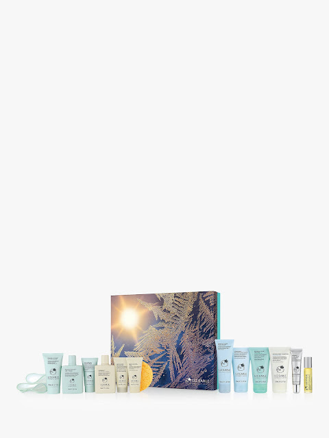 liz earlye 12 days of christmas liz earle skincare gift set