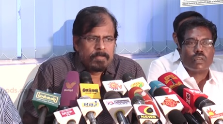 """We met Rajini because his shooting got stopped""- R.K.Selvamani| TN 237"