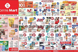 Katalog Promo Lottemart Weekend Terbaru 21 - 25 November 2018