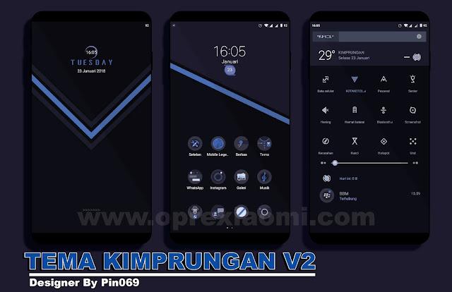Download Tema Kimprungan v2 Mtz