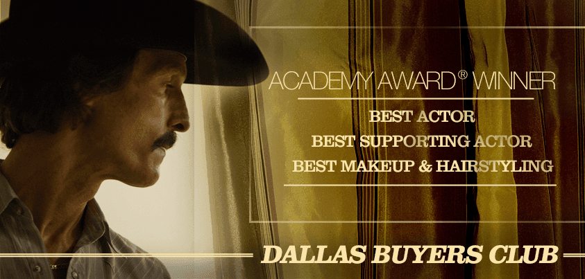 dallas buyers club 86th oscar 3 academy award winner