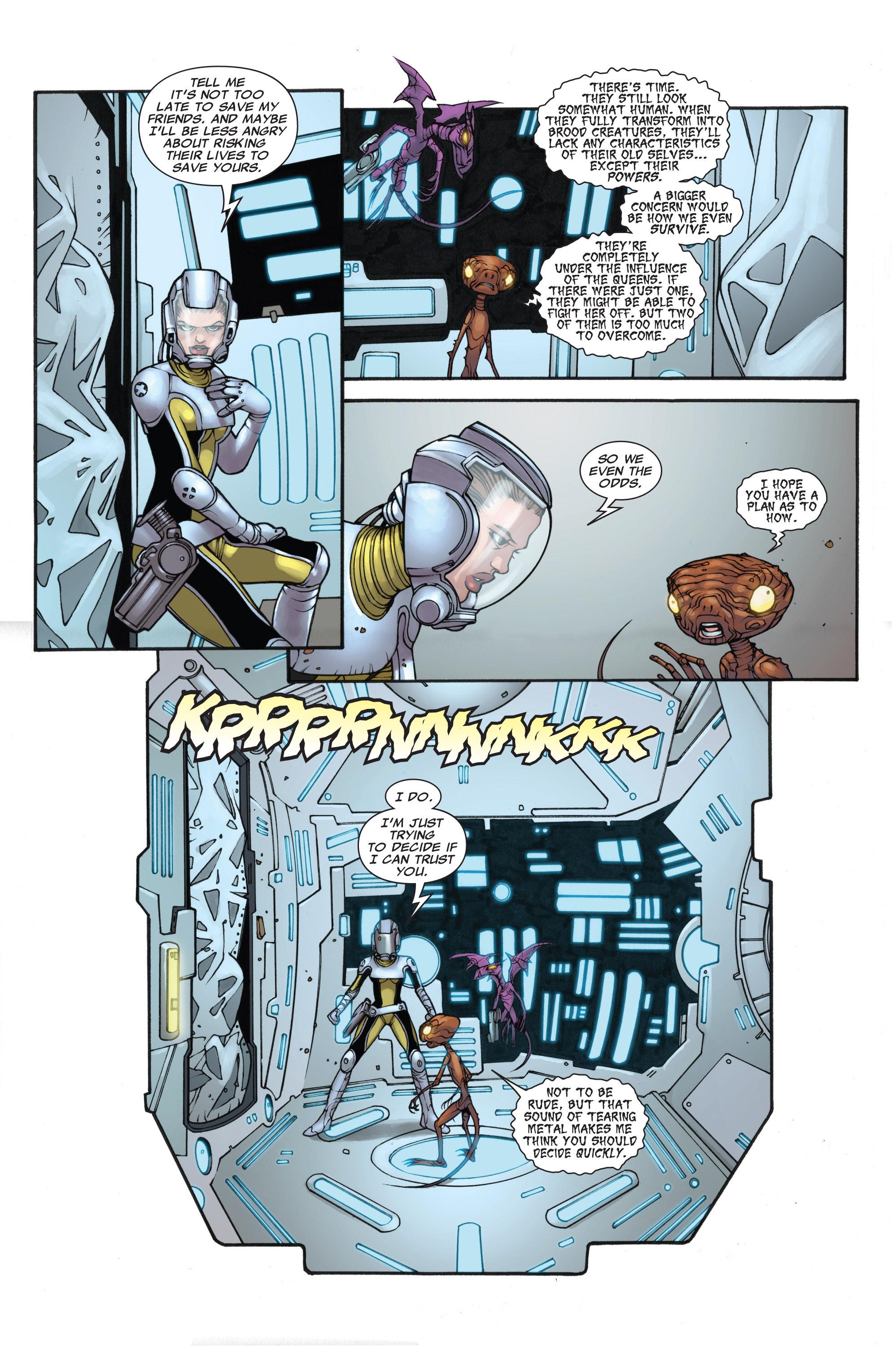 Read online Astonishing X-Men (2004) comic -  Issue #42 - 6
