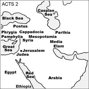 A STUDY GUIDE ACTS 2:1-13