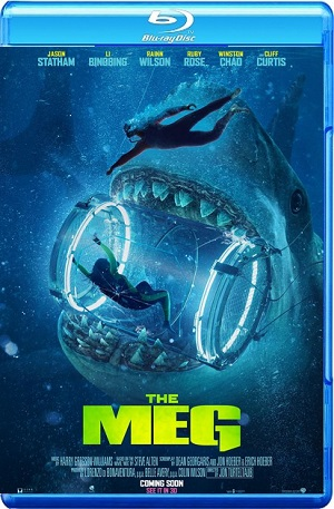 The Meg 2018 HDRip 720p