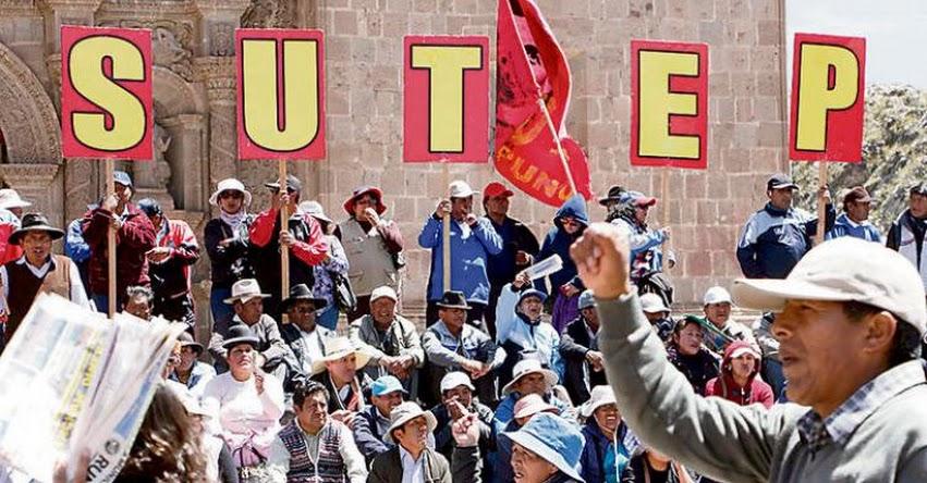 DRE Puno no descontará a maestros que acataron huelga el 5 de abril