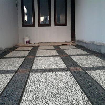 jual batu putih untuk lantai