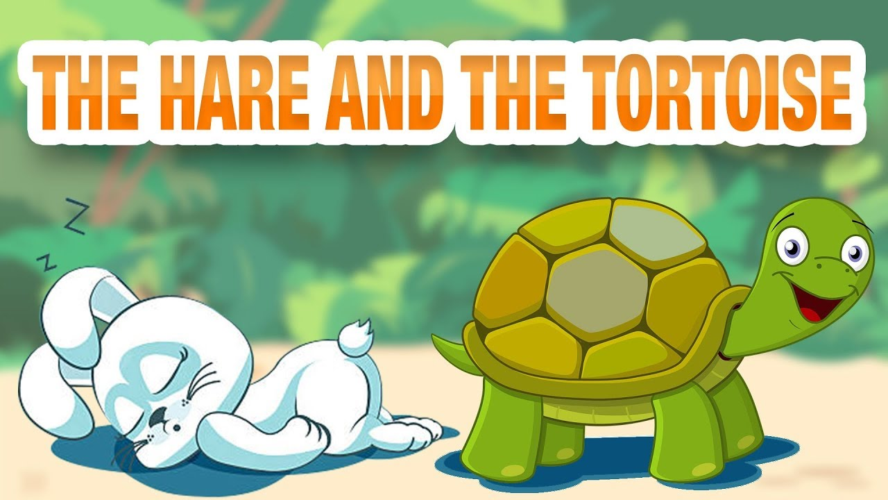 Online Education Bd The Hare And The Tortoise Completing Story