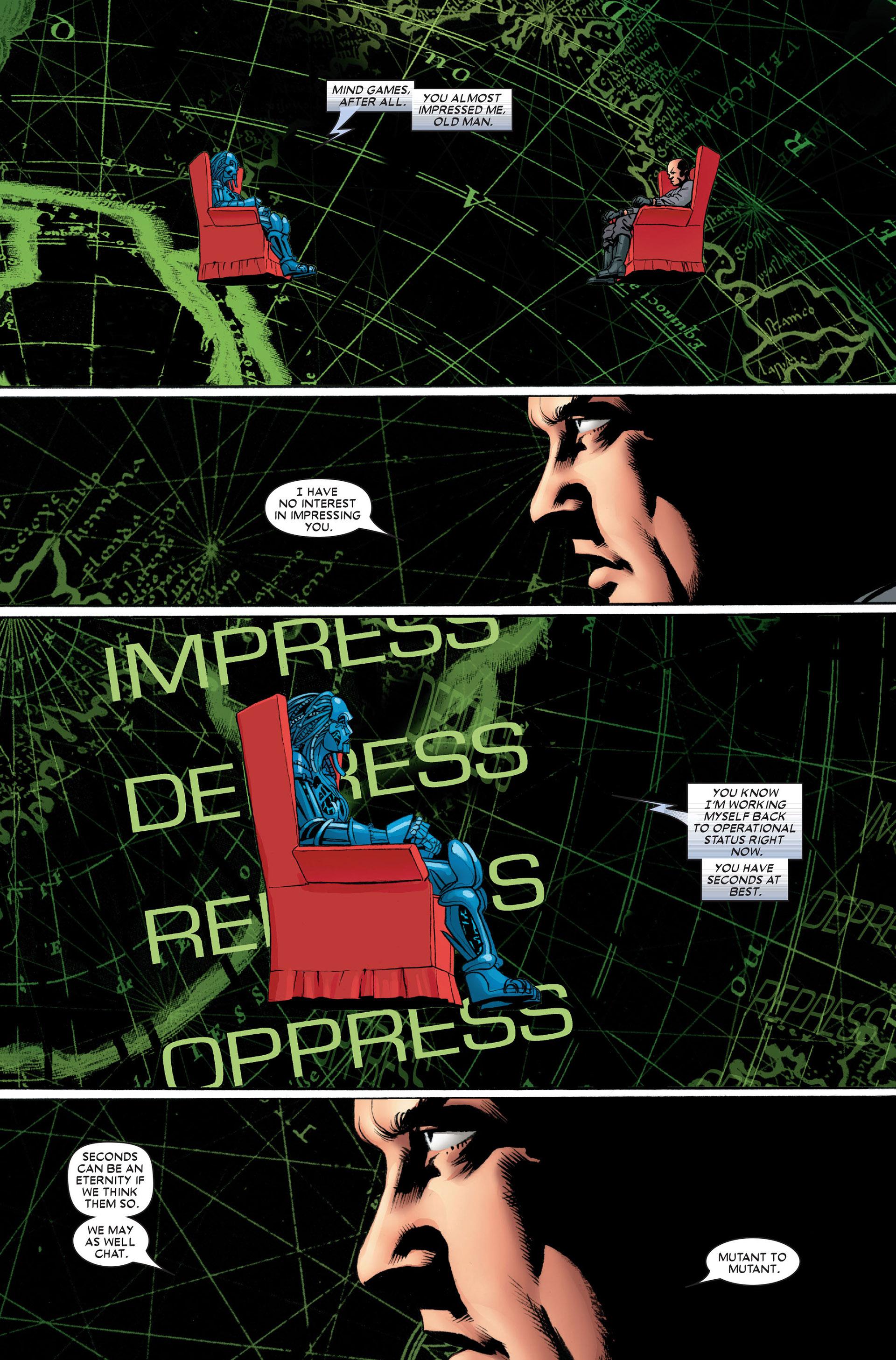 Read online Astonishing X-Men (2004) comic -  Issue #11 - 17