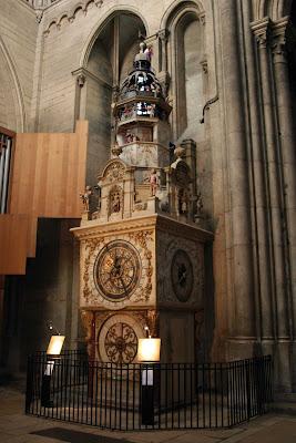 horloge astronomique cathédrale Saint Jean - visite guidée de Lyon - Nicolas Bruno Jacquet