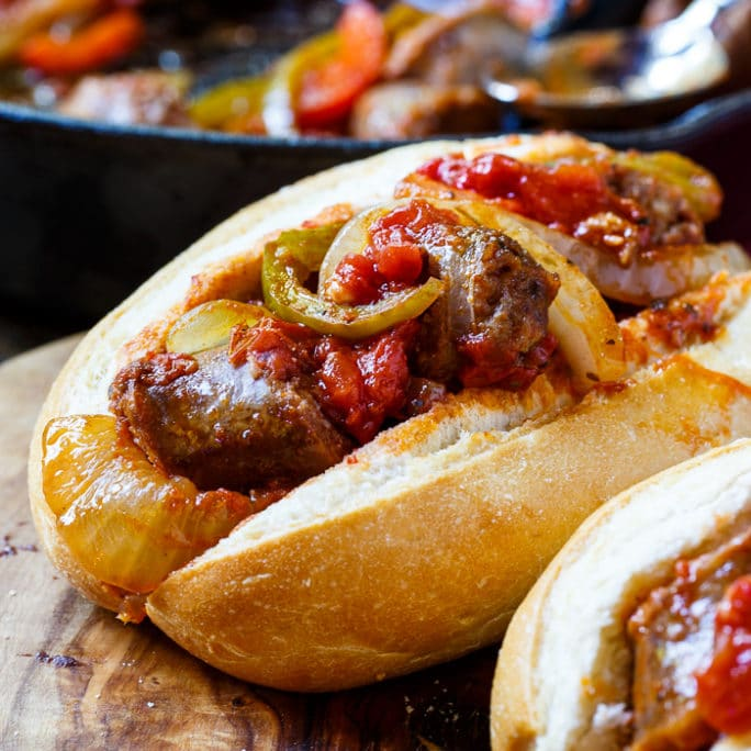 Italian Sausage And Peppers Recipes