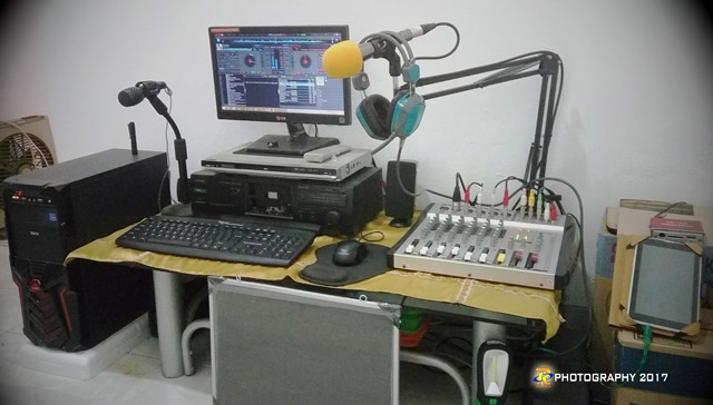 Ruang Broadcast & Audio Production