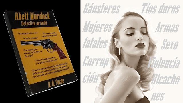 "alt=""rhett murdock detective privado, d d puche"""