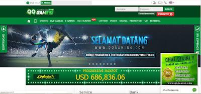 Kelebihan QQGaming Dibandingkan Situs Judi Bola Online