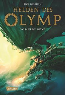 Helden des Olymp 5: Das Blut des Olymp – Rick Riordan