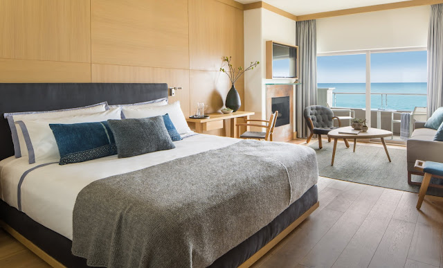 Welcome to Malibu Beach Inn, where the waters of the Pacific Ocean meet California's most illustrious seaside haven. Located along a strip of coastline nicknamed Billionaire's Beach, this opulent boutique hotel offers breathtaking oceanic panoramas and refined design inspired by Malibu's effortless ambiance.
