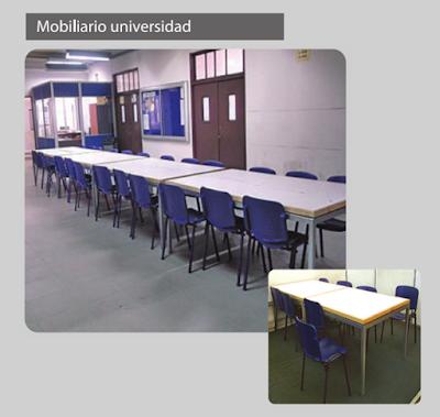 Promobel Proyectos Mobiliarios Universidades