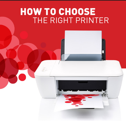 How to Choose the Right Printer