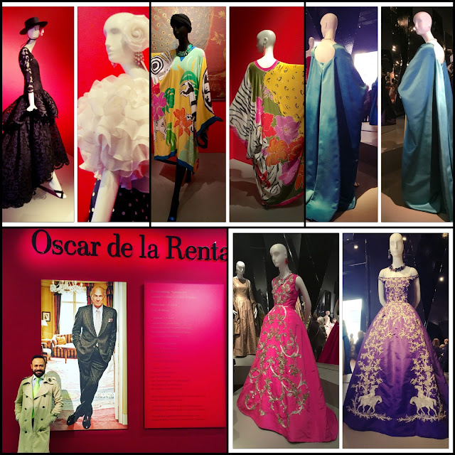 MUSEUM MINUTE.....Viva Oscar! My Top 20 Looks from the Oscar de la Renta Exhibition at the de Young Museum San Francisco