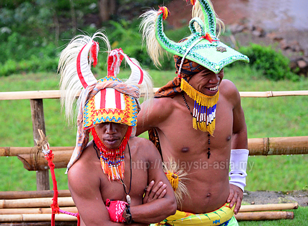 Flores Manggarai Tribe