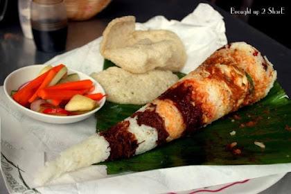 how to make Nasi tumpang malaysia