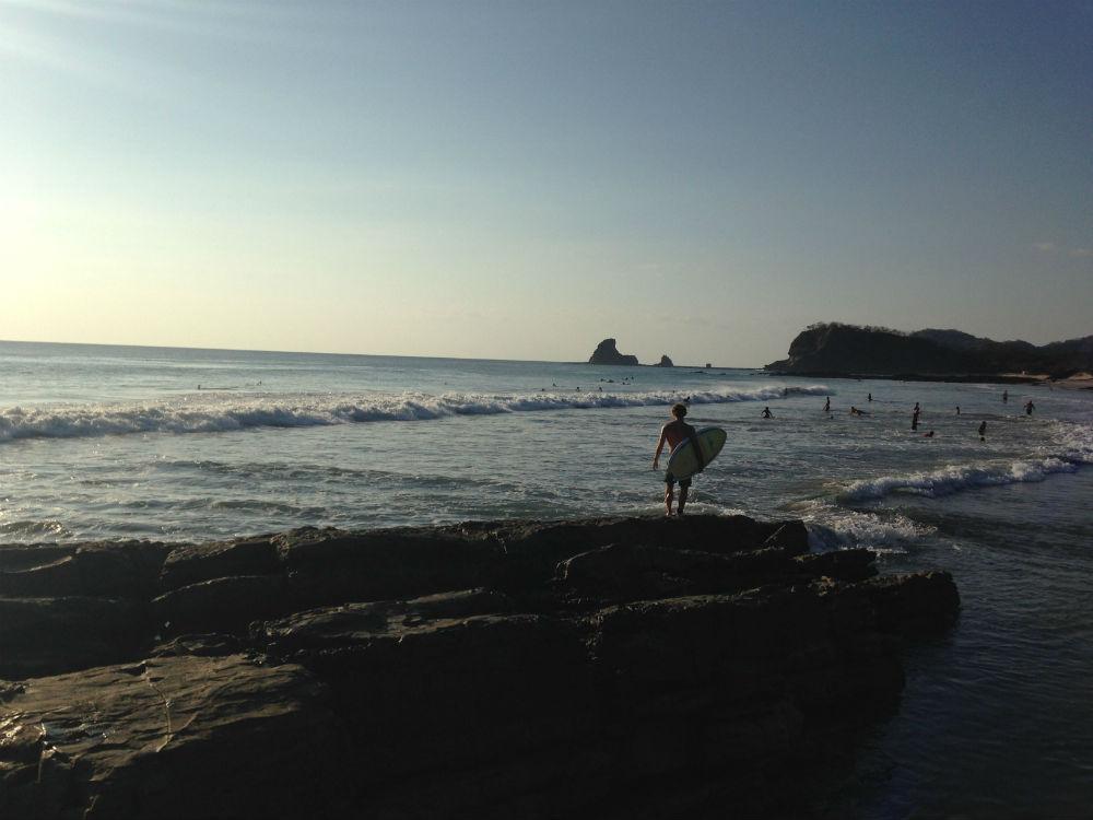 Playa Madera, San Juan del Sur, Nicaragua