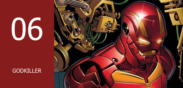 godkiller armor iron man