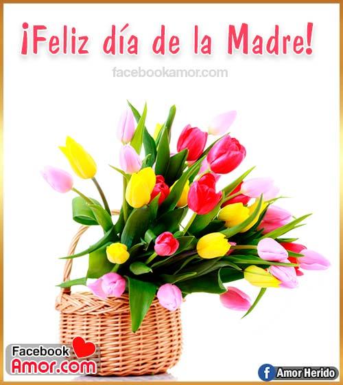 flores tulipanes para mama