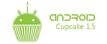 Android versi 1.5 (Cupcake)