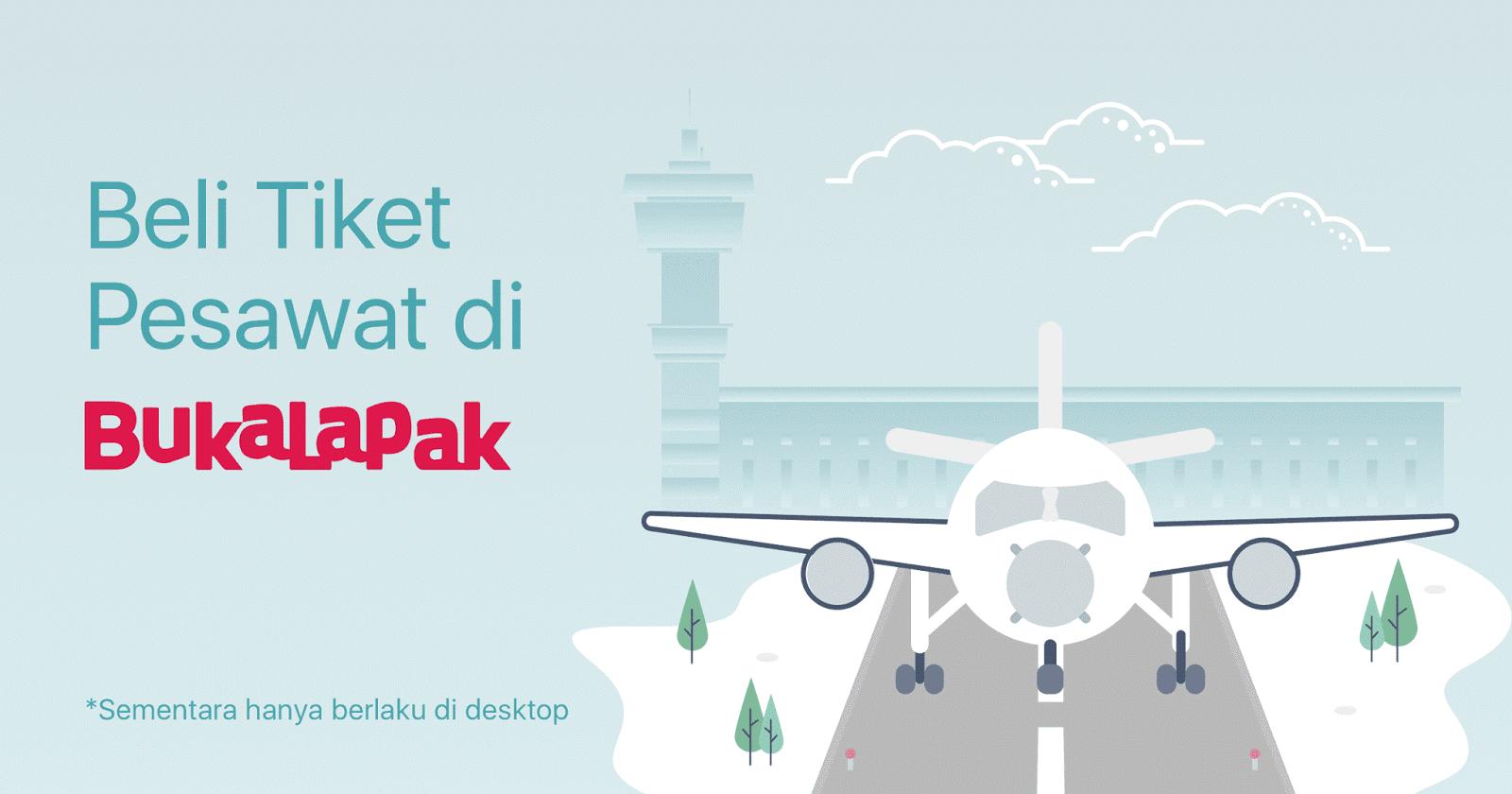 Jual Online Tiket Pesawat