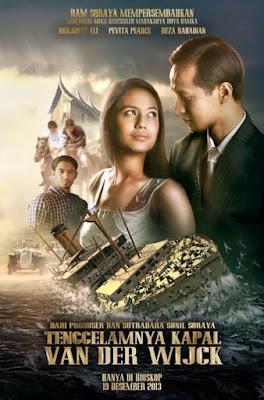Sinopsis film Tenggelamnya Kapal Van Der Wijk (2013)