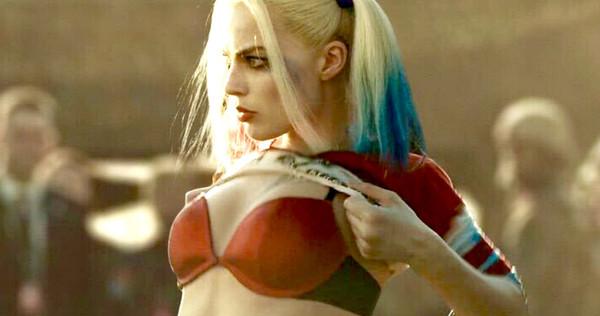 瑪格羅比 Margot Robbie 小丑女 自殺突擊隊