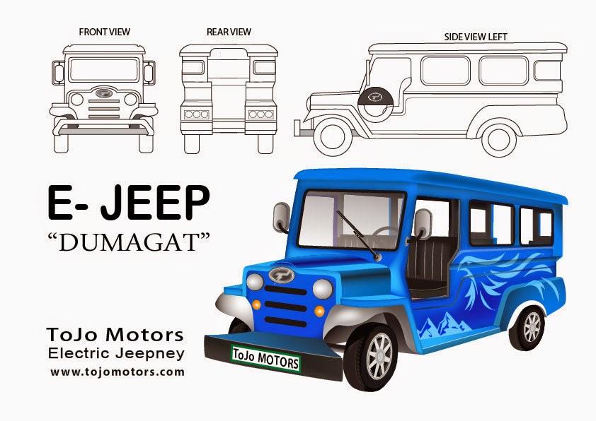 Joey Luna Designanimation 3d Tojo Motors E Jeep