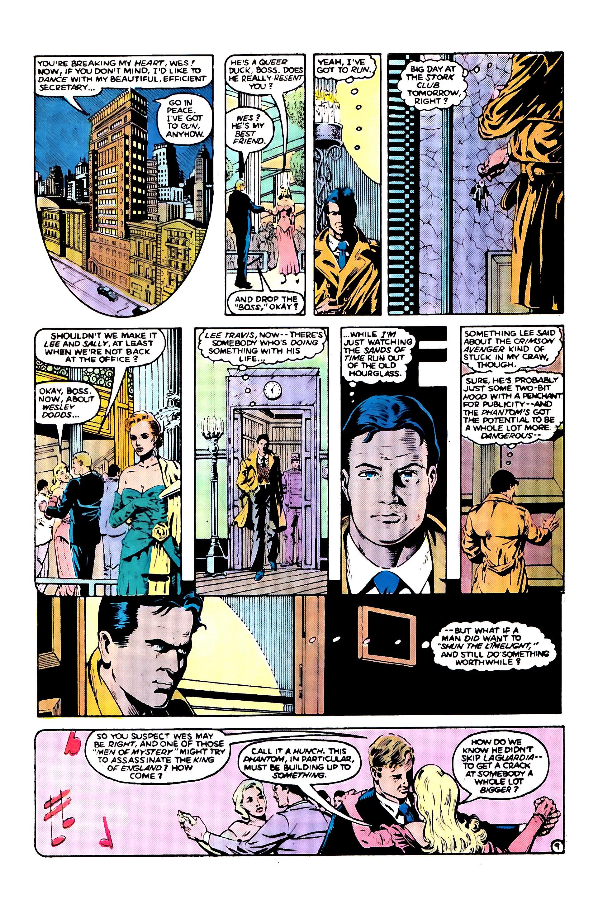 Read online Secret Origins (1986) comic -  Issue #7 - 33