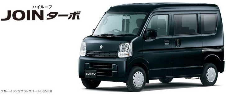 Specification Suzuki Every Join Turbo - Features, Interior & Pics