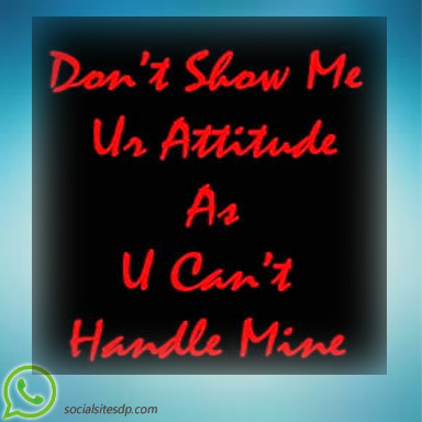 251 + Latest Whatsapp DP Attitude Images - Best Whatsapp ...  251 + Latest Wh...