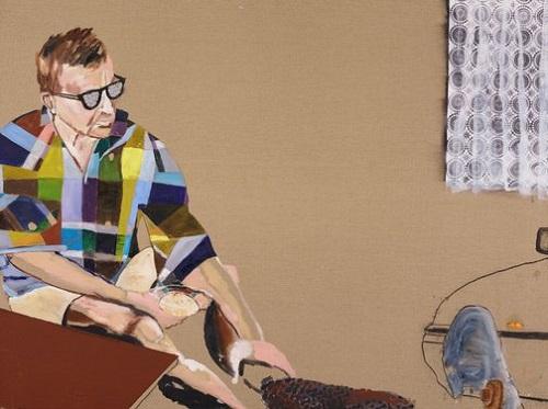 """The long apprenticeship"" by William Mackinnon | Archibald Prize 2018 Finalist | creative emotional paintings, cool stuff, pictures, deep feelings, sad | obras de arte contemporaneo, cuadros, imagenes de pinturas tristes bonitas | peintures, pitturas"