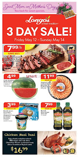 Longo's 3-Day Sale Flyer Mat 12 to 14, 2017