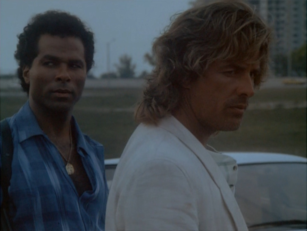 a little more juju: 31 day miami vice challenge, day 5