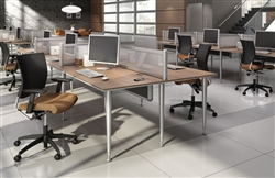 Open Concept Office Interior