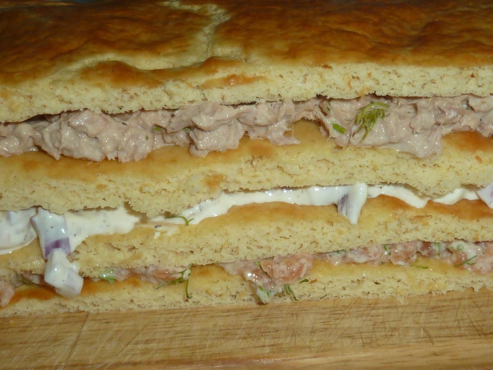 smörgåstårta recept utan skaldjur