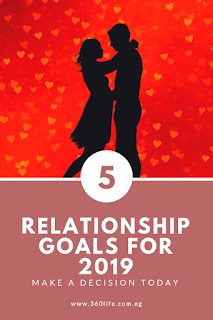 5 RELATIONSHIP GOALS, 360life blog