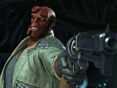 Hellboy - Injustice 2 DLC