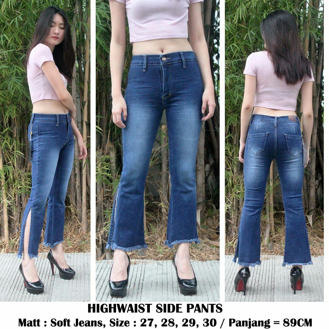 Hw side pants