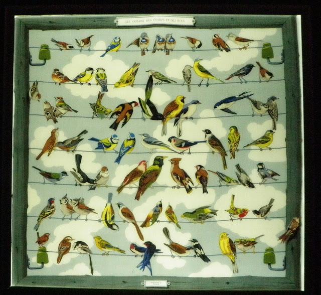 Les Oiseaux des Champs et des Bois (Птицы полей и лесов), 1954 год Hugo Grygkar