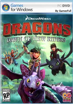Descargar Dragons Dawn of New Riders pc español google drive y mediafire /