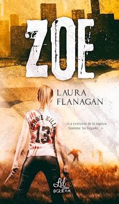 Reseña | ZOE - Laura Flanagan