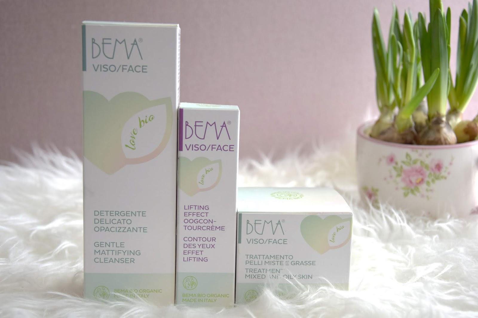 Pielęgnacja we włoskim stylu - recenzja kosmetyków BEMA.