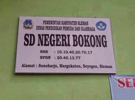 Desa Bokong